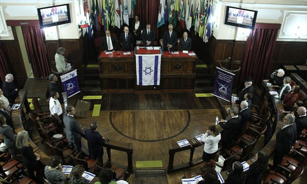 Sessão em comemoração aos 70 anos do Estado de Israel
