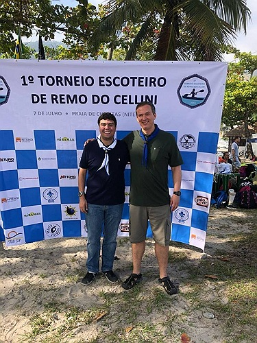 Primeiro Torneio de Remo do Cellini 1