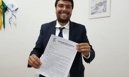 Bruno Lessa comemora isenção de ICMS para instituições sociais