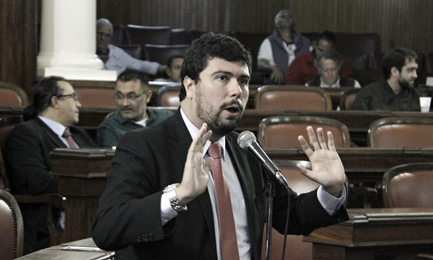 LDO de Niterói recebe 55 emendas do vereador Bruno Lessa