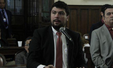 Bruno Lessa tem 22 emendas à LDO aprovadas pela Câmara de Niterói