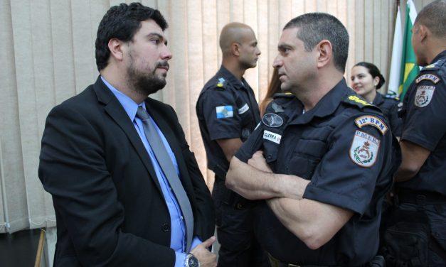 Câmara homenageia profissionais que atuaram em ação que libertou reféns na Ponte Rio-Niterói