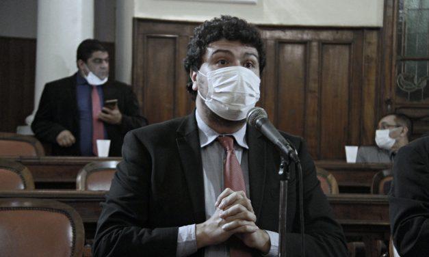 Aprovar doação de R$ 45 milhões seria passar cheque em branco, diz Bruno Lessa