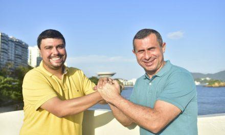 Bruno + Felipe = Niterói Primeiro